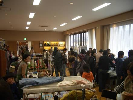 ちこり村でもちつき大会&フリーマーケット開催_d0063218_10461999.jpg