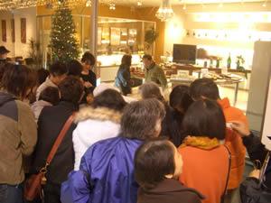 ちこり村でもちつき大会&フリーマーケット開催_d0063218_1151149.jpg