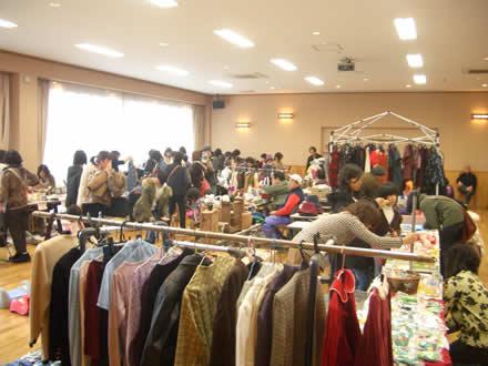 ちこり村でもちつき大会&フリーマーケット開催_d0063218_16373823.jpg