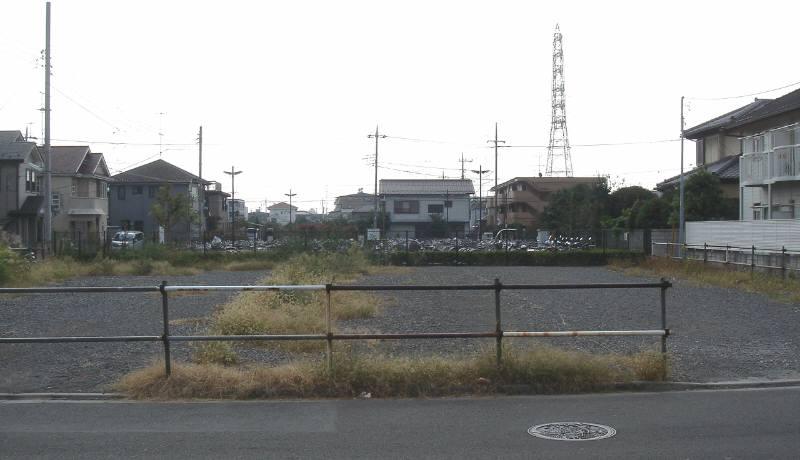 (仮称)新小平駅北公園の整備_f0059673_129825.jpg