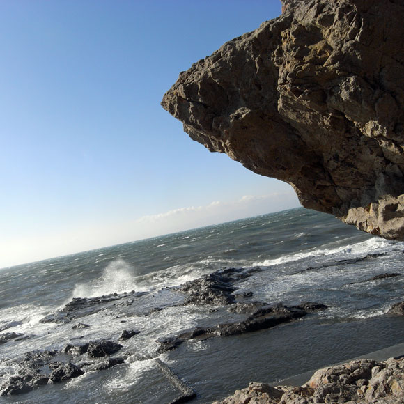 強風の江ノ島に行ってきました_f0117059_1918458.jpg