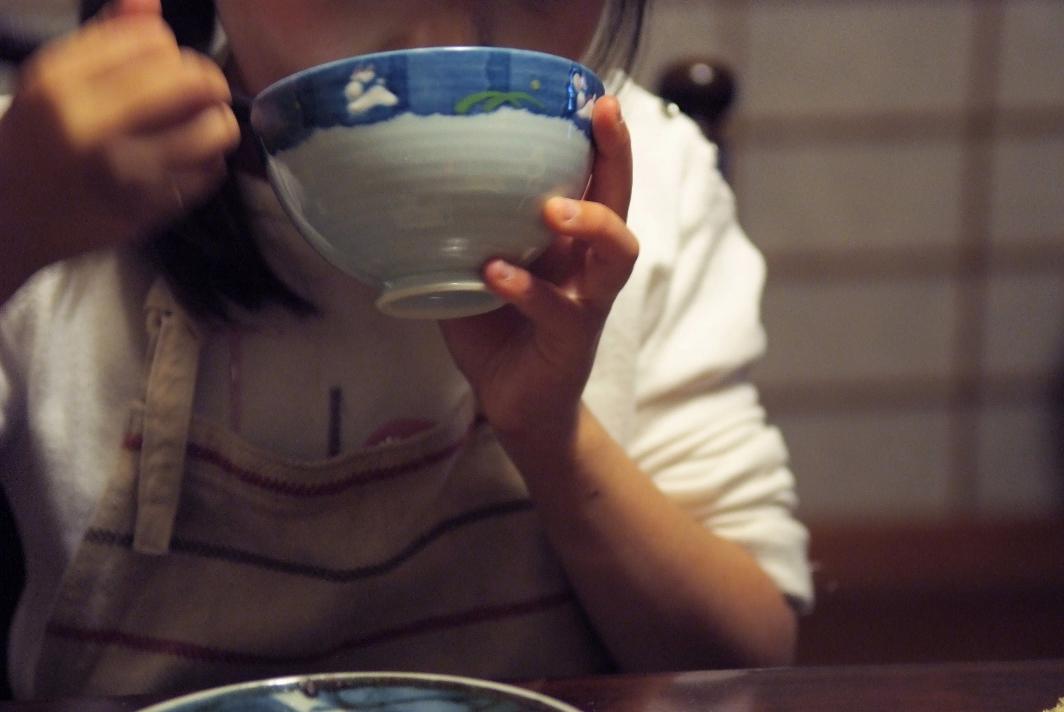爺の米を食らう孫_d0056382_169486.jpg