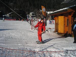 シャモニ・スキー旅行 第2日目_e0030586_10292973.jpg