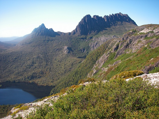 New Year,s Eve fro Cradle Mt Tasmania_f0050534_13192868.jpg