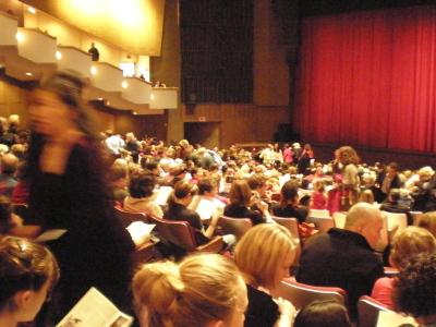 バレエ「くるみ割り人形」を観に行きました。モスクワ・クラシカル・バレエ_d0129786_16523751.jpg