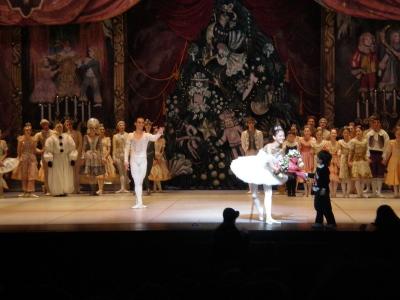 バレエ「くるみ割り人形」を観に行きました。モスクワ・クラシカル・バレエ_d0129786_1724151.jpg