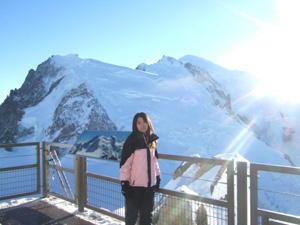 シャモニ・スキー旅行 第3日目 ~展望台へ~_e0030586_1155693.jpg