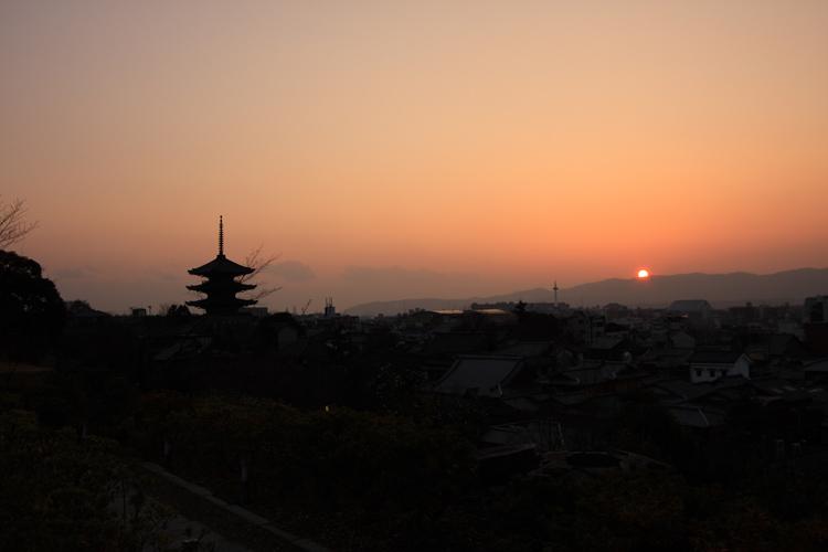 夕景を見ながら_e0051888_9373333.jpg