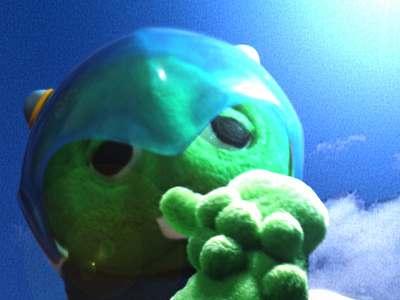 『科学忍者隊ガッチャピン』の主題歌を唄う尾崎紀世彦が語る。前編_e0025035_1502794.jpg