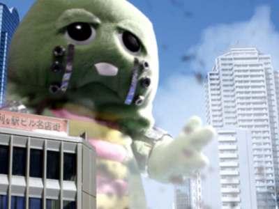 『科学忍者隊ガッチャピン』の主題歌を唄う尾崎紀世彦が語る。後編 _e0025035_10293618.jpg