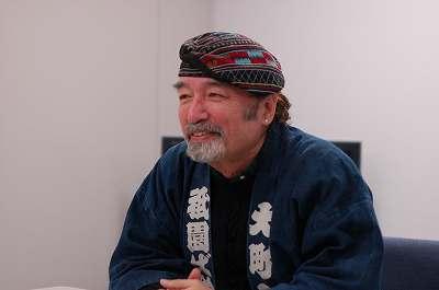 『科学忍者隊ガッチャピン』の主題歌を唄う尾崎紀世彦が語る。後編 _e0025035_1029961.jpg