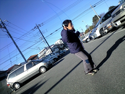 冬休み〜_e0073874_11302560.jpg