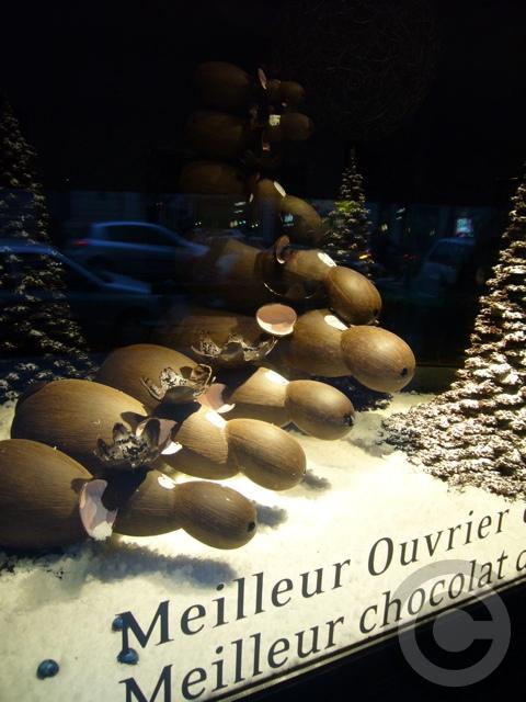 ■Patrick Roger 街角のチョコレート(1月1日パリ)_a0014299_5561188.jpg