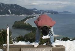 天橋立股のぞき                    2008年1月4日_d0083265_20331560.jpg