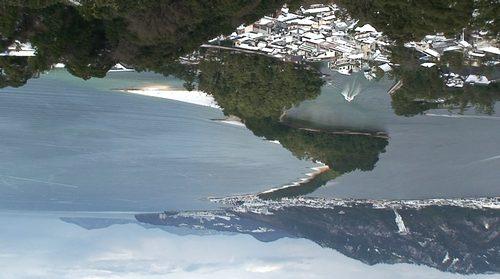 天橋立股のぞき                    2008年1月4日_d0083265_21484661.jpg