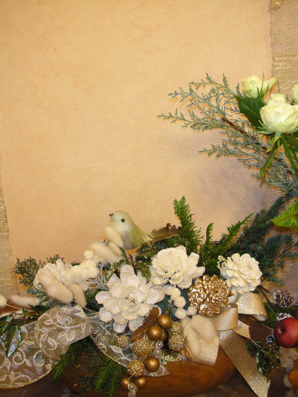 我が家のクリスマスアレンジ_c0128489_21353622.jpg