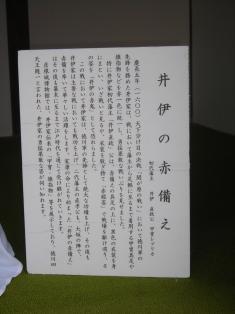 年末年始 丹後への犬連れ車中泊の旅 彦根城編_b0080342_8475431.jpg