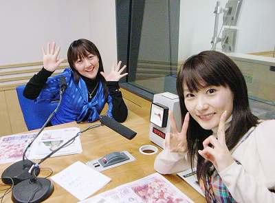 『ラジオ・プリズム・アウェイク』より桃井はるこ&村田あゆみコメント到着_e0025035_0141818.jpg
