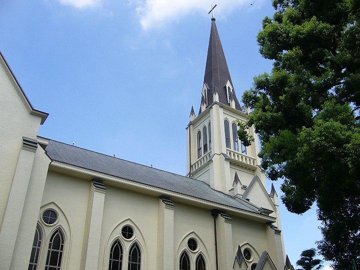 カトリック久留米教会_c0112559_1041123.jpg