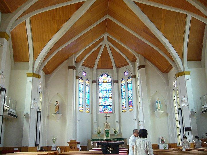 カトリック久留米教会_c0112559_10442820.jpg