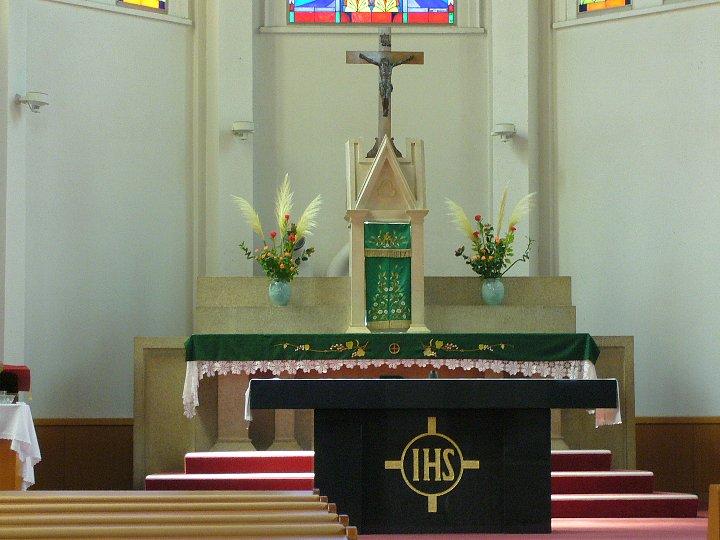 カトリック久留米教会_c0112559_10444528.jpg