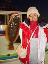 2007年12月30日 日曜日 中深場五目船_f0031613_13185413.jpg