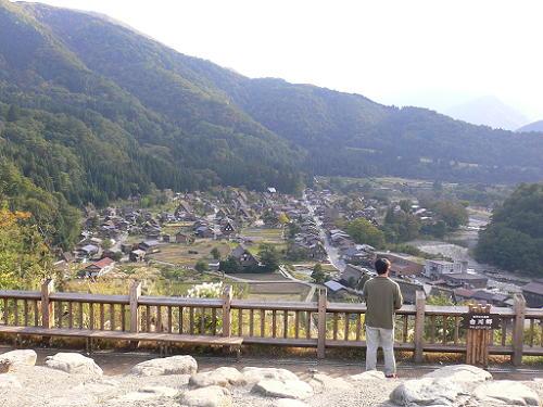 飛騨高山旅行 城山展望台_e0009722_15294159.jpg