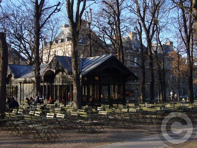 ■新年のリュクサンブルグ公園(パリ)_f0063227_9223869.jpg