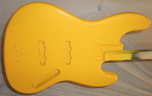 ZAZEN BOYS・吉田さんオーダーのModern J-Bass。_e0053731_21175889.jpg