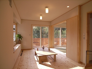 「大高町の家」 LDK+和室  _f0059988_19125715.jpg