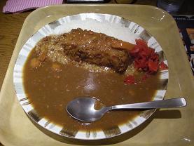 kimcafeはカツカレーが好き OR カツカレー王決定クイズ_c0030645_2124487.jpg