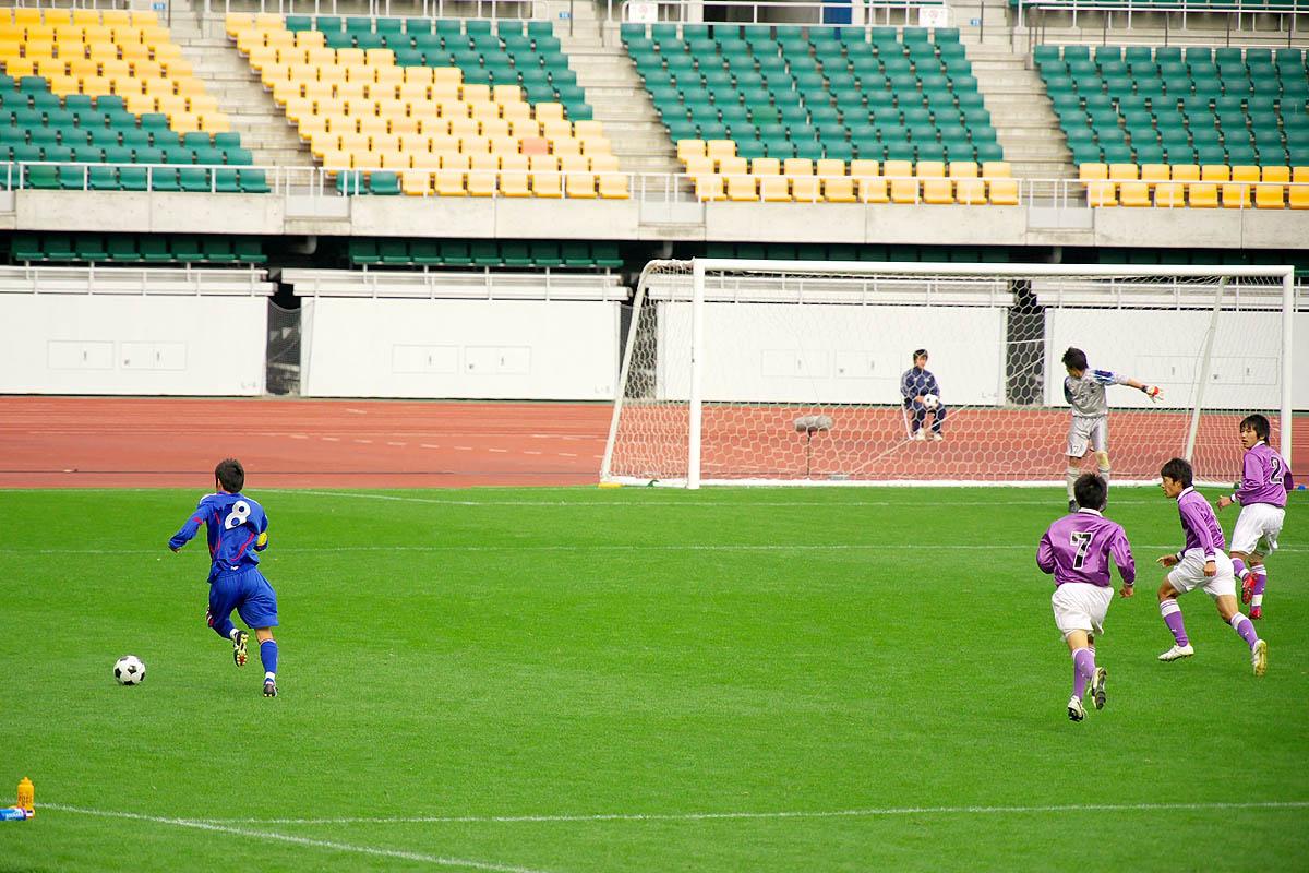 第86回 全国高校サッカー選手権大会 静岡 準決勝_f0007684_1148890.jpg