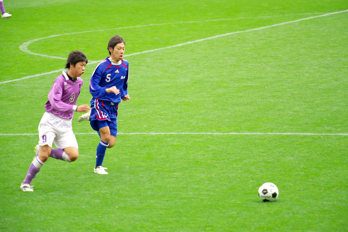 第86回 全国高校サッカー選手権大会 静岡 準決勝_f0007684_115141.jpg