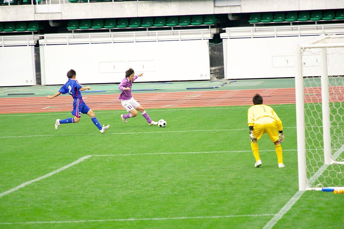 第86回 全国高校サッカー選手権大会 静岡 準決勝_f0007684_1156412.jpg