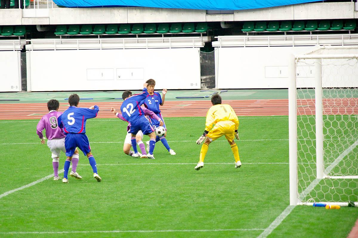 第86回 全国高校サッカー選手権大会 静岡 準決勝_f0007684_11565172.jpg