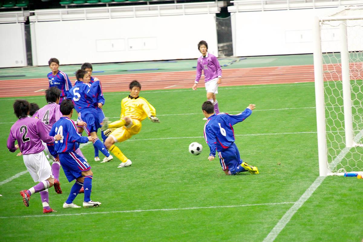 第86回 全国高校サッカー選手権大会 静岡 準決勝_f0007684_11571924.jpg