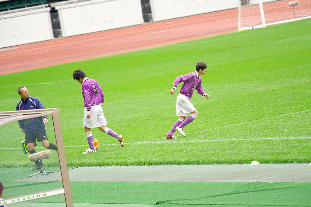 第86回 全国高校サッカー選手権大会 静岡 準決勝_f0007684_11573941.jpg