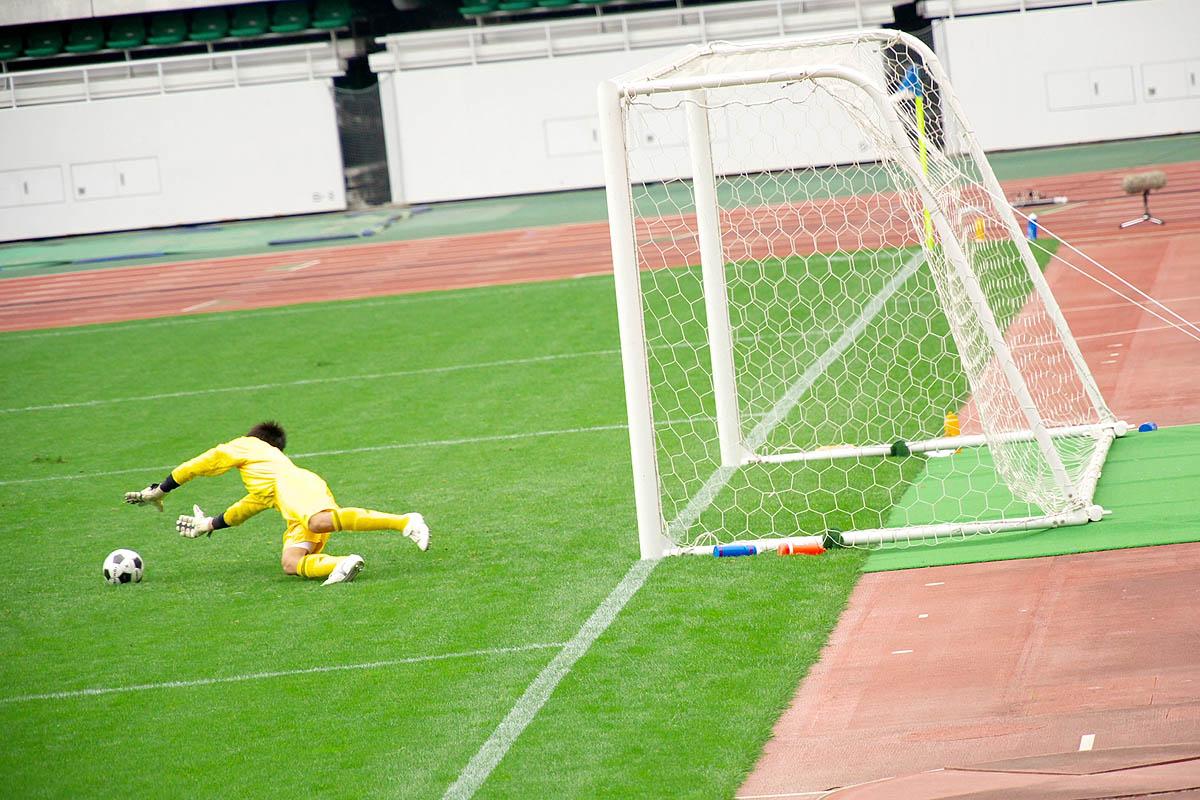 第86回 全国高校サッカー選手権大会 静岡 準決勝_f0007684_1245714.jpg