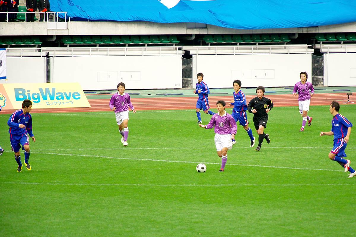 第86回 全国高校サッカー選手権大会 静岡 準決勝_f0007684_1254291.jpg