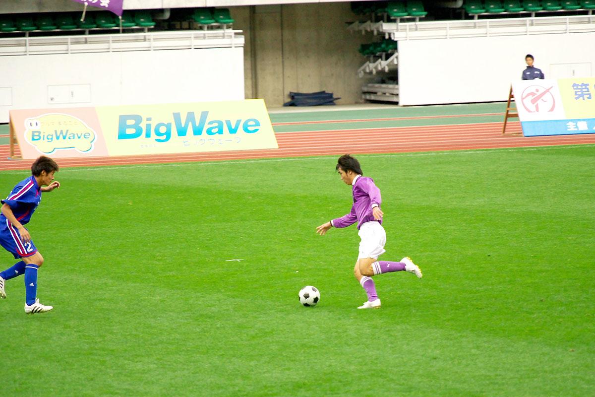 第86回 全国高校サッカー選手権大会 静岡 準決勝_f0007684_12545746.jpg