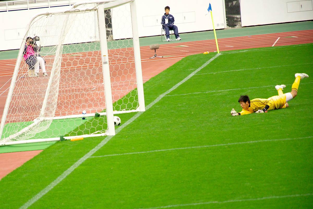 第86回 全国高校サッカー選手権大会 静岡 準決勝_f0007684_12553262.jpg