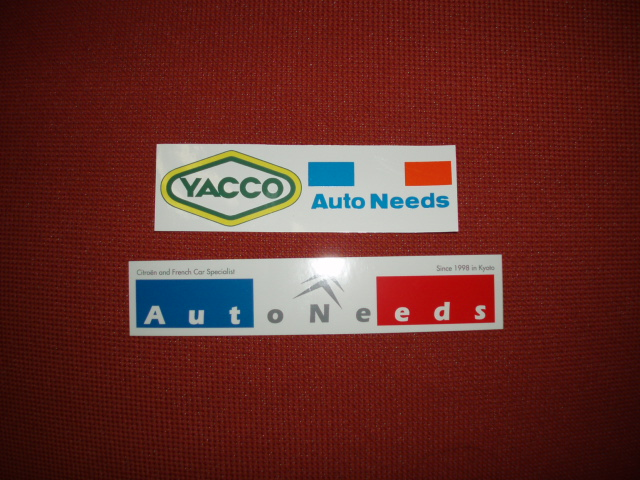 YACCOステッカー_c0105691_17194298.jpg