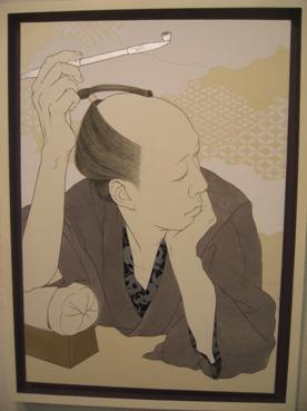 467)時計台 「第2回 にかわえ展」・日本画  1月7日(月)~1月12日(土)_f0126829_1310464.jpg