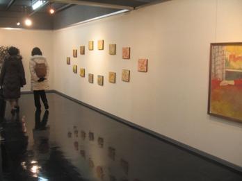 467)時計台 「第2回 にかわえ展」・日本画  1月7日(月)~1月12日(土)_f0126829_1318466.jpg