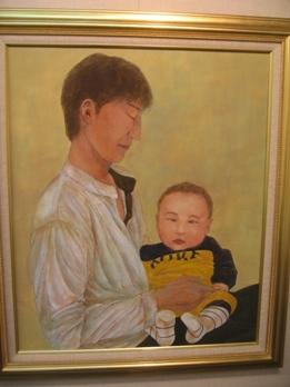 467)時計台 「第2回 にかわえ展」・日本画  1月7日(月)~1月12日(土)_f0126829_13563084.jpg