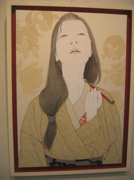 467)時計台 「第2回 にかわえ展」・日本画  1月7日(月)~1月12日(土)_f0126829_138497.jpg