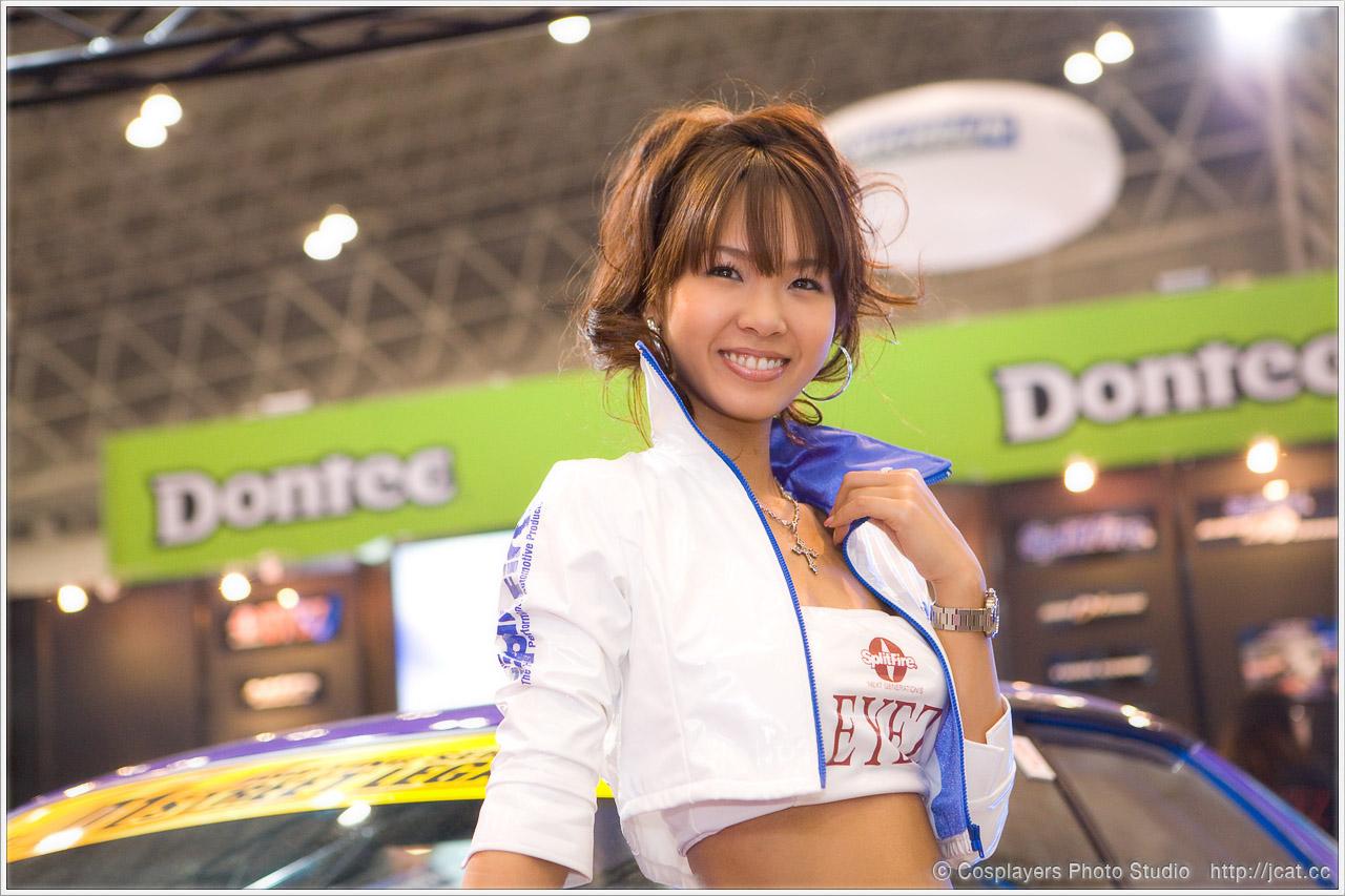 東京オートサロン2008コンパニオンさん写真編_b0073141_0585261.jpg