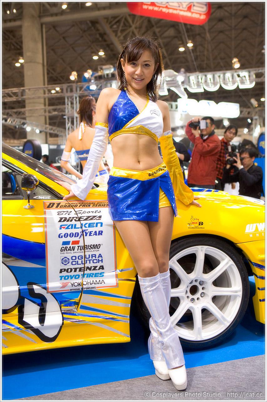 東京オートサロン2008 キャンギャルさん写真いっぱい♪_b0073141_1231945.jpg