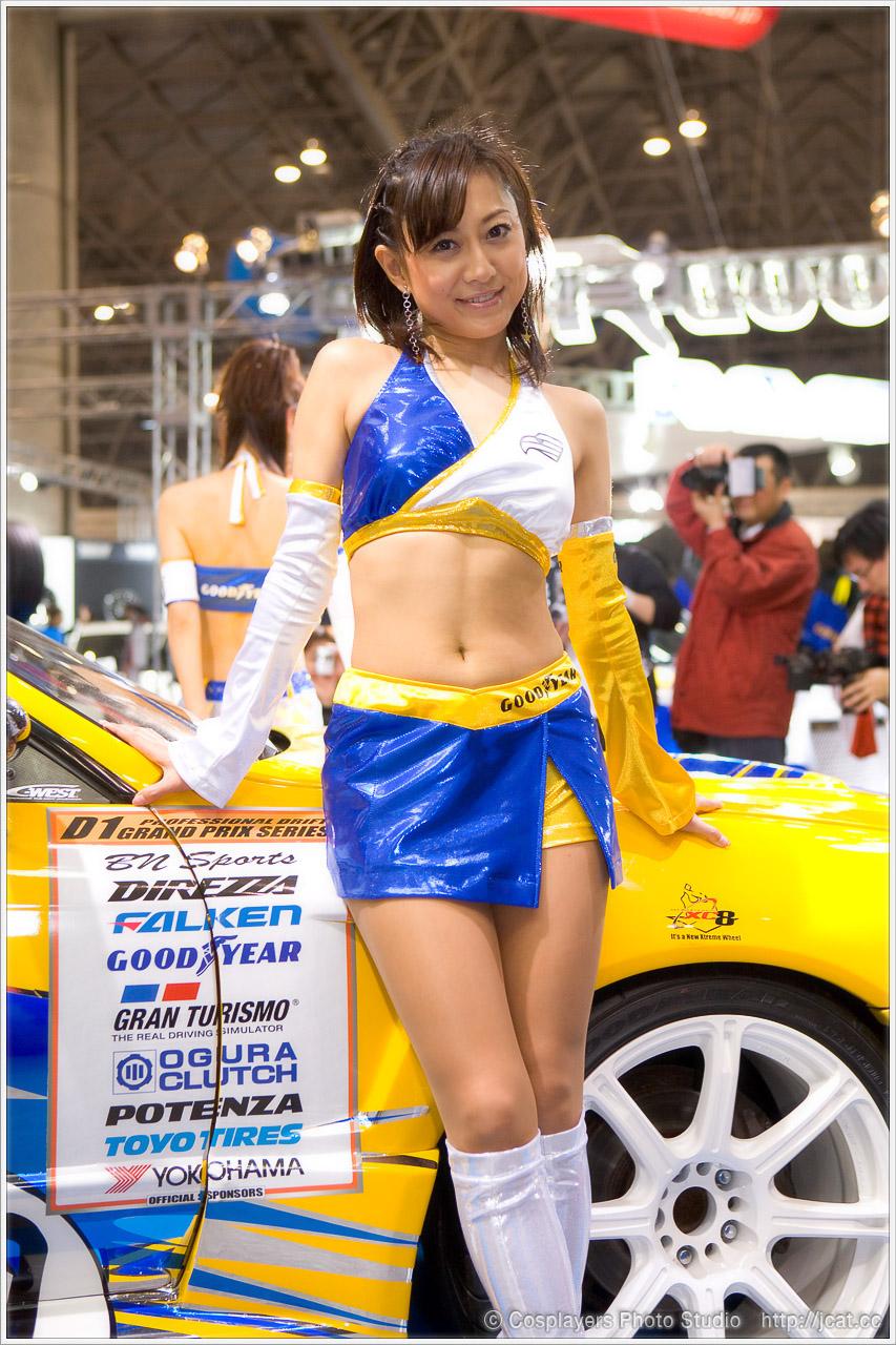 東京オートサロン2008 キャンギャルさん写真いっぱい♪_b0073141_1233280.jpg