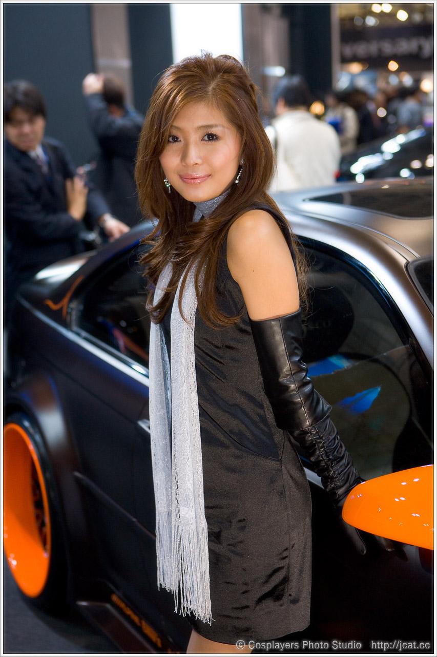 東京オートサロン2008 キャンギャルさん写真いっぱい♪_b0073141_1234388.jpg